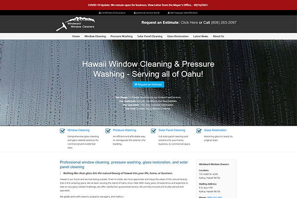 Windward Window Cleaners